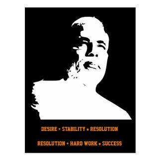 The Narendra Modi Equation for Success Postcard