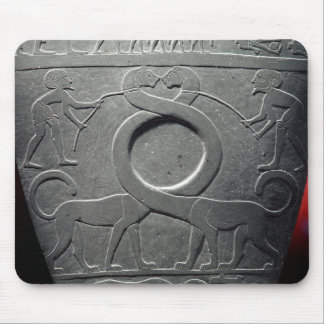 The Narmer Palette Mouse Pad