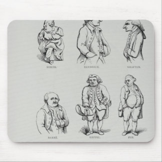 The Narrative and Critical History of America Mouse Pad