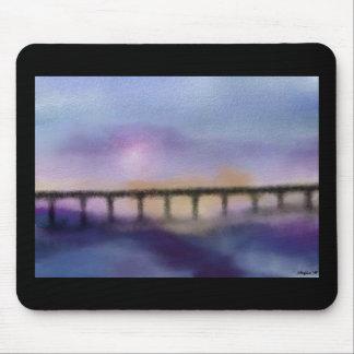 The Narrow Bridge Mousepad