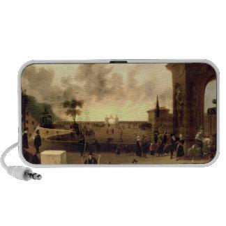 The Narrow Gate to Heaven Portable Speaker