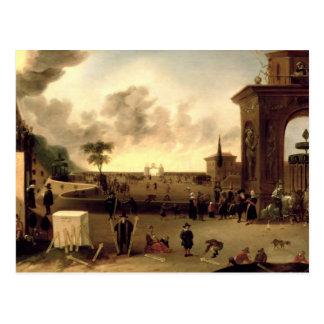 The Narrow Gate to Heaven Postcard