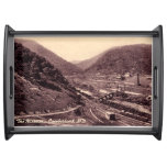 The Narrows - Cumberland, MD Tray Serving Platters