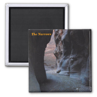 The Narrows Refrigerator Magnets