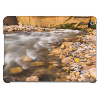 The Narrows Of The Virgin River In Autumn 4 iPad Air Case