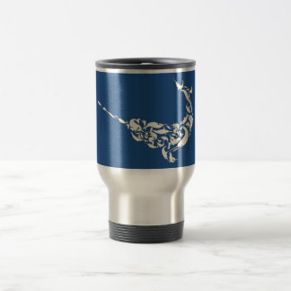 The Narwhal of Narwhals 15 Oz Stainless Steel Travel Mug