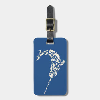 The Narwhal of Narwhals Bag Tag