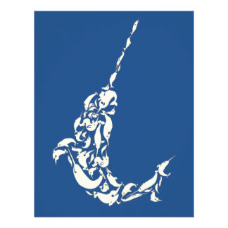 The Narwhal of Narwhals Letterhead