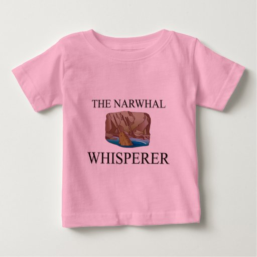 The Narwhal Whisperer Infant T-shirt