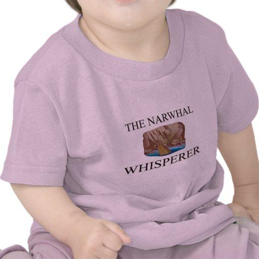 The Narwhal Whisperer Shirts