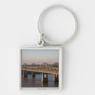 The Natchez-Vidalia Bridges spanning the Key Chains
