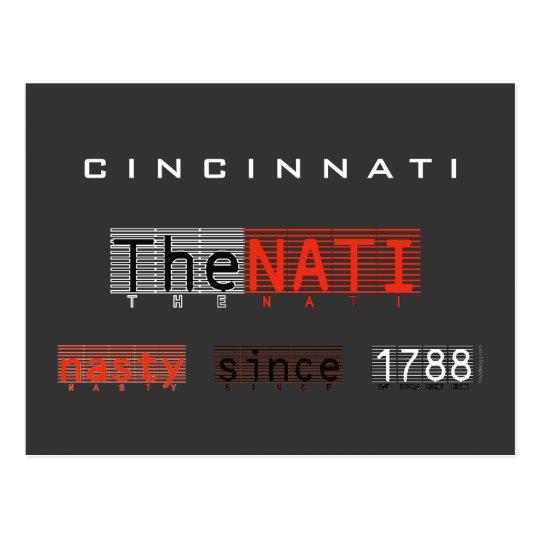 The NATI (Cincinnati) 1788 Postcard