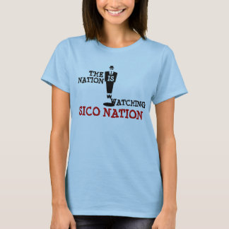 THE NATION IS WATCHING T-Shirt
