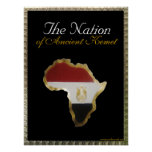 The Nation of Ancient Kemet Poster
