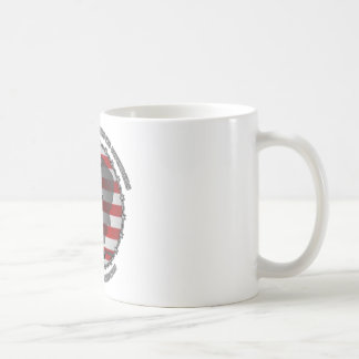 The Nation Which Forgets Its Defenders Classic White Coffee Mug