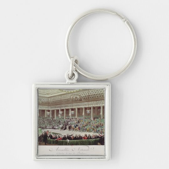 The National Assembly Renounces all Privileges Keychain