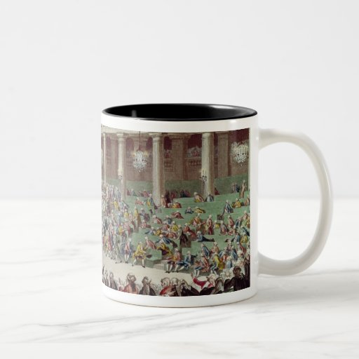 The National Assembly Renounces all Privileges Coffee Mug
