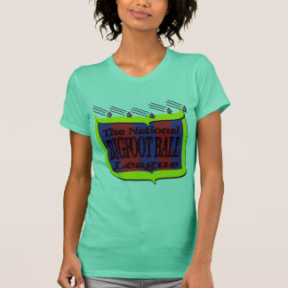 The National BIGFOOT BALL League Star Shield T-Shirt