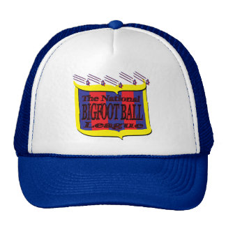 The National BIGFOOT BALL League Star Shield Trucker Hat