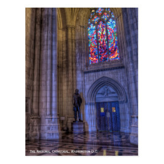 The National Cathedral Postcard