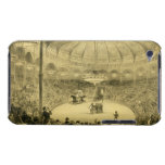 The National Circus, published by Auguste Bry (lit iPod Touch Cases