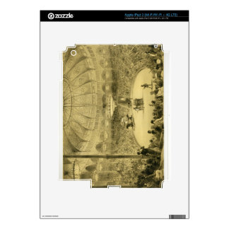 The National Circus, published by Auguste Bry (lit iPad 3 Skins