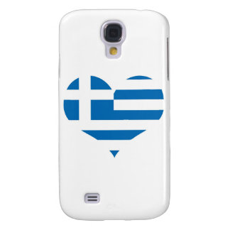 The National flag of Greece Galaxy S4 Case
