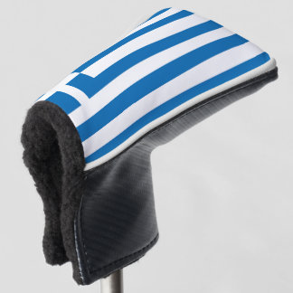 The National flag of Greece Golf Head Cover