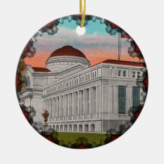 The National Gallery of Art Ornament