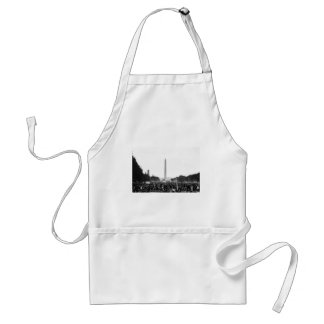 The National Mall at Justice or Else Adult Apron