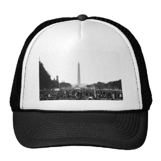 The National Mall at Justice or Else Trucker Hat