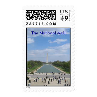 The National Mall Stamps