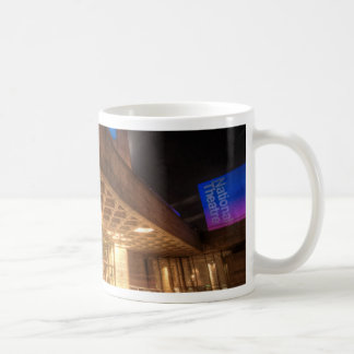 The National Theatre, London's Southbank Coffee Mug