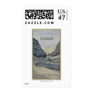 The Nation's Playground Postage