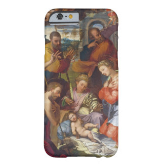 The Nativity, 1534 (oil on panel) Barely There iPhone 6 Case