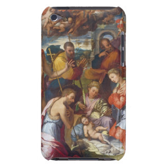 The Nativity, 1534 (oil on panel) iPod Touch Case-Mate Case