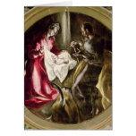 The Nativity, 1587-1614 Card
