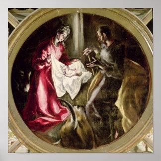 The Nativity, 1587-1614 Print