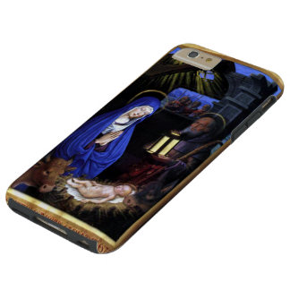 The Nativity by Jean Bourdichon from France Tough iPhone 6 Plus Case