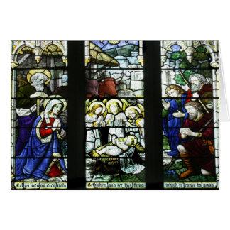 The Nativity Card