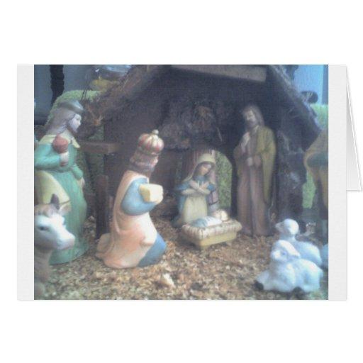 The Nativity Cards