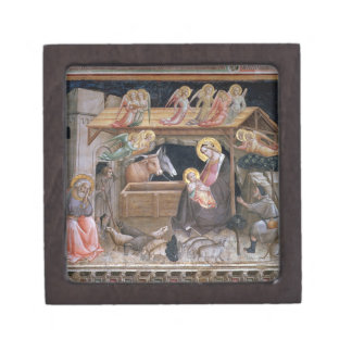 The Nativity, detail from The life of the Virgin a Premium Gift Box
