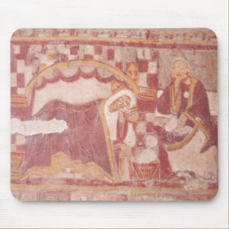 The Nativity, from the choir Mouse Pad