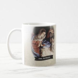 The Nativity Historical Coffee Mug