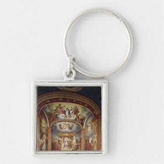 The Nativity Keychain