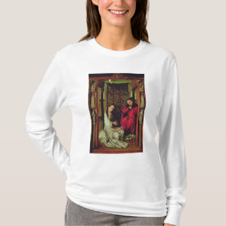 The Nativity, left wing of a triptych, c.1496 T-Shirt