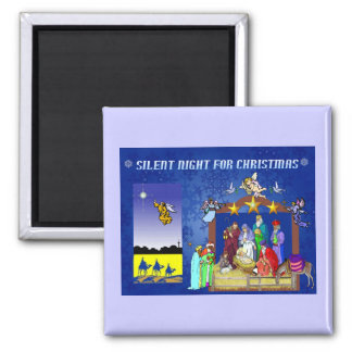 THE NATIVITY MAGNET