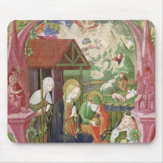 The Nativity, Northern Italian School Mouse Pad