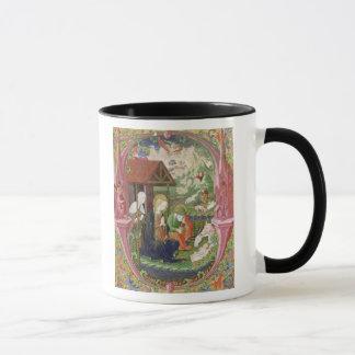 The Nativity, Northern Italian School Mug