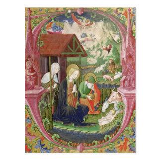 The Nativity, Northern Italian School Postcard